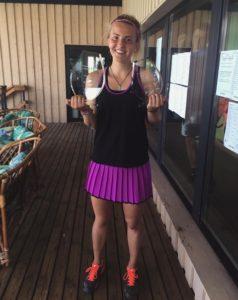 Rebeka Margareta Mertena takes double victory at ITF Juniors in Tallinn