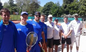 1st part of Latvian club team championship has concluded