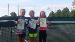 From Ventspils with three medals