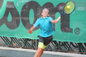 "In Liepāja has concluded Tennis Europe ""Liepaja International Tournament U12"""