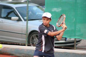 """Liepājā noslēdzies Tennis Europe """"Liepaja International Tournament U12"""""""