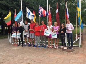 Rebeka Margareta Mertena in Siauliai ITF Juniors takes double victory, Patrīcija Špaka wins in doubles
