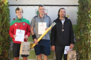 Liepaja Adult championship has concluded