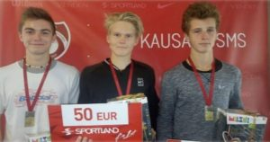 From LTU cup leg with Silver and Bronze