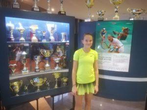 Evelina Kivite wins in Riga