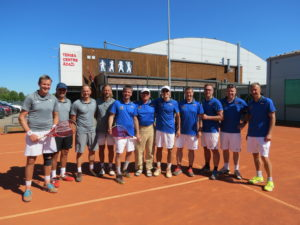 Begins the states title defense and packs their bags to European Championship