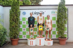 Two tournaments in Liepaja has concluded