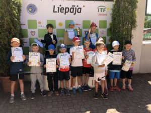 At home tournament – 4th place