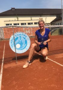 Elza Tomase 2 victories in 2 tournaments in Germany