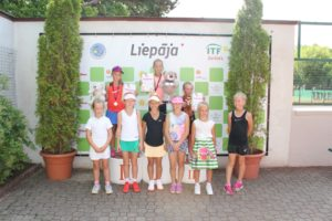 Good success in various tournaments