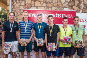 Our students takes medals in Latvian Youth championship