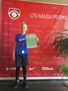 From Jelgava with medals