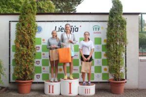 Mārtiņš Jaunzems and Alise Vindiga becomes Liepaja champions
