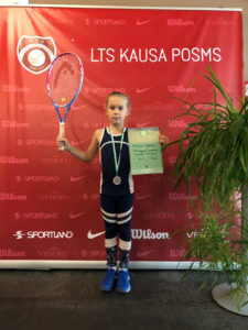 From Jelgava with two Bronze medals