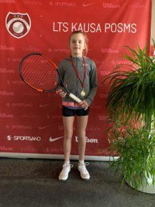 Our Marija Lauva succeeds in Jelgava