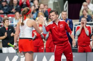 Fed Cup games with our participation against Germany has concluded