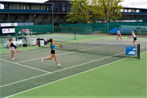 In May Liepaja young tennis players reached good results