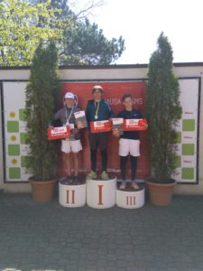 Our student wins in LTU cup leg in Liepaja