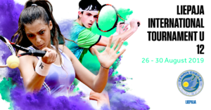 In Liepaja will take place Tennis Europe tournament for U12