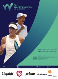In Liepaja will take place ITF Juniors tournament