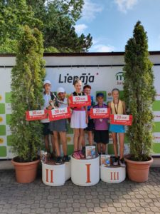 In Liepaja took place 7th leg of LTU Cup for U12