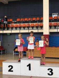 In last days Liepaja tennis players demonstrates great tennis