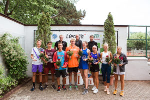 With our Elza Tomase victory ITF Juniors tournament has concluded