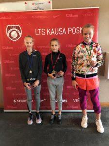 Marija Lauva wins in Jelgava