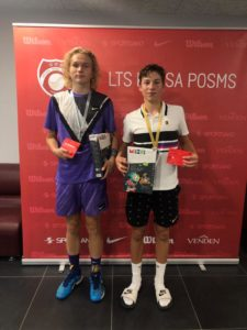 Dāvids Špaks takes victory in LTU Cup leg