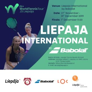 In Liepaja will take place ITF tournament