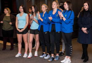 Liepaja tennis teams takes two 1st places in Latvian club team Championship