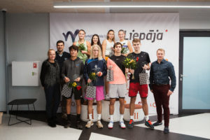 "In Liepaja ITF Grade 3 tournament ""Liepaja International by Babolat"" has concluded"