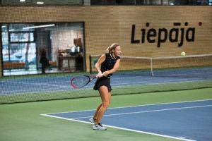 "In Liepaja will take place ITF Women's World Tennis Tour W15 ""Liepaja Open"""