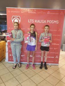 Marija Lauva takes 2nd place in LTU Cup leg