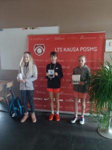 Elizabete Marta Hamitova triumphs in Jelgava