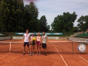 Patrīcija Špaka wins in Riga championship