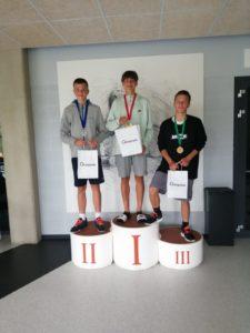 Our Dāvids Špaks triumphs in Prince Prix