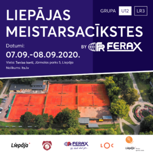In Liepaja will take place Liepaja Championship in tennis