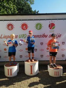 E.Ernestsons Prix for youngest players has concluded