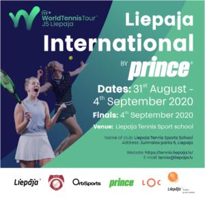 In Liepaja will take place ITF World Tennis Tour Juniors tournament