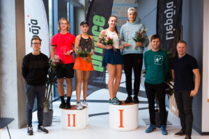 In Liepaja concluded ITF Juniors tour