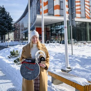 Elza Tomase – Liepaja Sports women of the year
